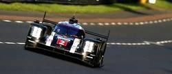 Porsche ganó las 24 horas de Le Mans, en un apretado final