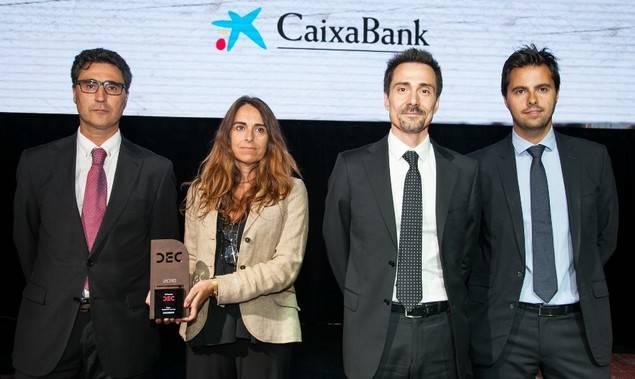 Gas Natural Fenosa, CaixaBank, Alsa y Toyota, grandes vencedores de los III Premios DEC