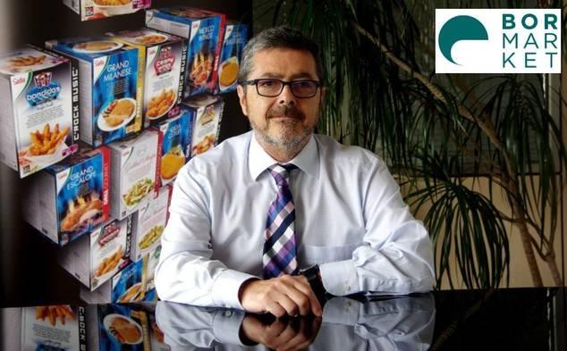 Iñigo Ortega, Director General de Bormarket.