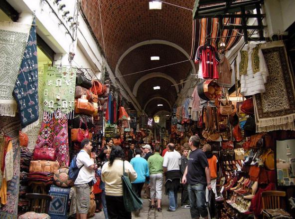 Túnez recupera turistas este verano