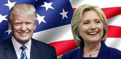 ¿Trump es realmente un belicista más peligroso que Clinton?