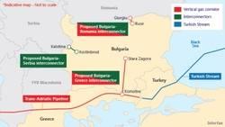 El gaseoducto Turkish Stream desde Rusia a Turqu�a juega un papel inesperado en el escenario pol�tico del Mar Negro.