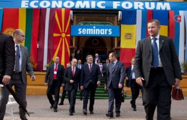 Hoy se inaugura el Economic Forum de Krynica