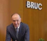 Juan B�jar, uno de los fundadores de Bruc