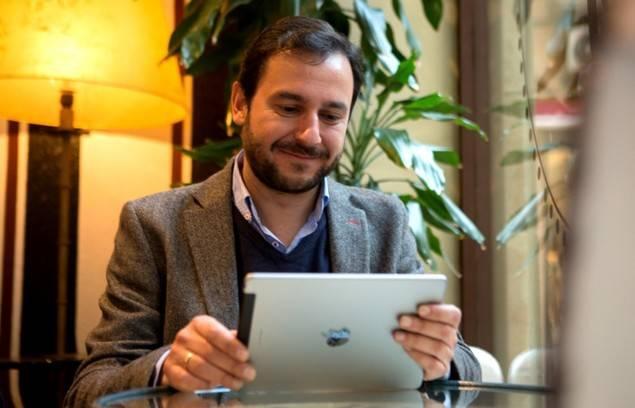 Emilio Sánchez Escámez recibe la Medalla Europea al Mérito en el Trabajo