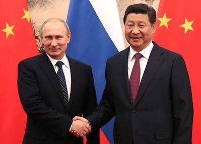 China y Rusia han firmado numerosos acuerdos que fortalecen los intereses comunes.