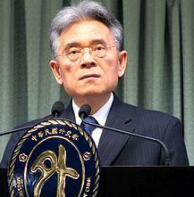 Simón Shen Yeaw Ko, Representante de la Oficina Económica y Cultural de Taipei.
