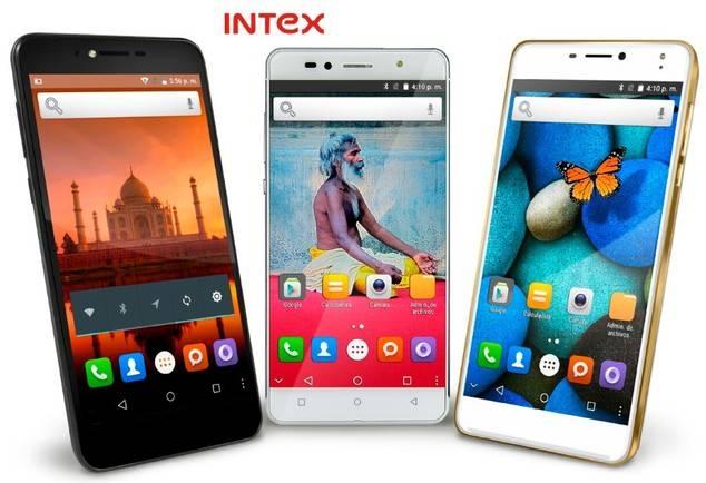 Los smartphones indidios de intex desaf an al mercado por for Piletas intex precios y modelos