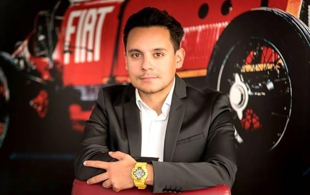 Guillermo García Alfonsín, nuevo director de comunicación y relaciones institucionales de Fiat Chrysler Automobiles Spain.