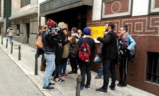 Los afectados por los préstamos universitarios presentan reclamación patrimonial contra el Ministerio de Educación