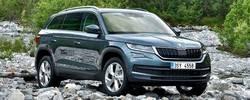 Skoda aumenta la familia SUV, con el todocamino Kodiaq, amplio, potente y confortable