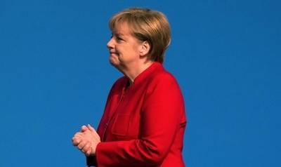Angela Merkel reelegida como jefa de Unión Demócrata Cristiana