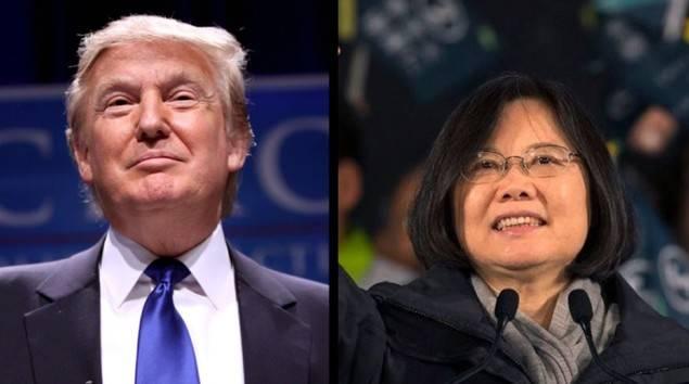 ¿Cuál es la pretensión de Trump respecto al conflicto China-Taiwán? Sus conversaciones con Tsai Ing-wen avivan rumores