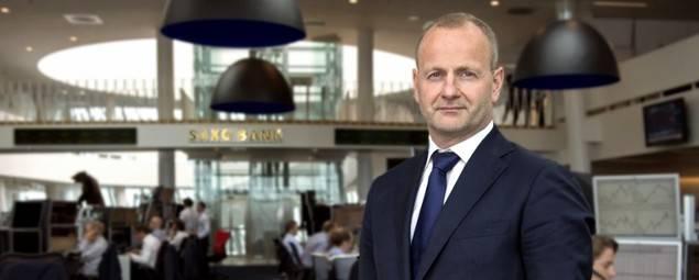 Steen Jakobsen es economista jefe de Saxo Bank.