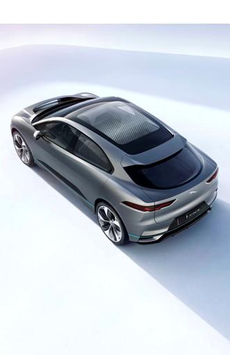 Jaguar presenta el I-PACE CONCEPT, EL SUV eléctrico