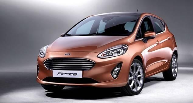 La Nueva Generación de Ford Fiesta, puntera en su segmento