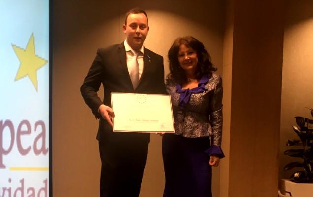 Albares Abogados Manises y Valencia reciben la Medalla Europea al Mérito en el Trabajo