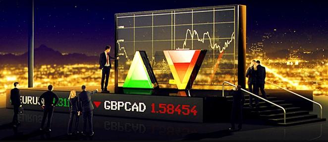 Plataforma de comercio de opciones binarias