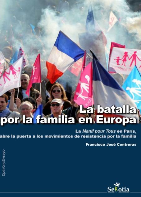Presentación de la publicación 'La batalla por la familia en Europa'