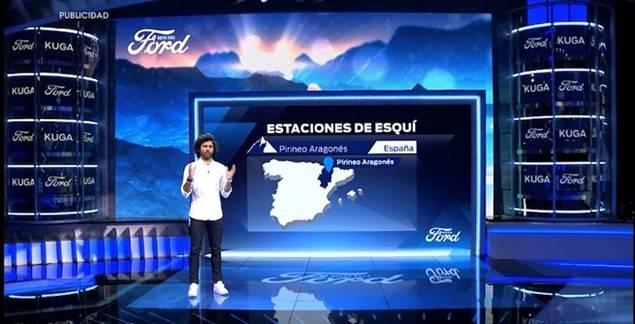Ford estrena programa en Movistar de la mano de Mindshare