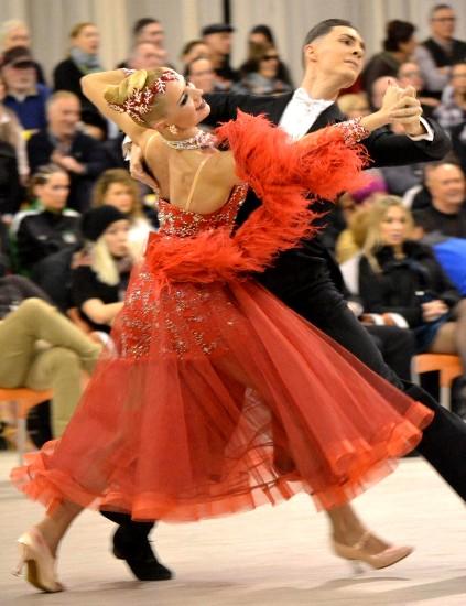 Marina d'Or acoge el campeonato de España de Baile Deportivo