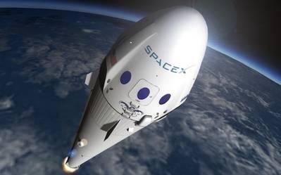 Se lanza con éxito la misión SpaceX hacia EEI