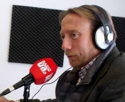 El periodista Javier García Isac.