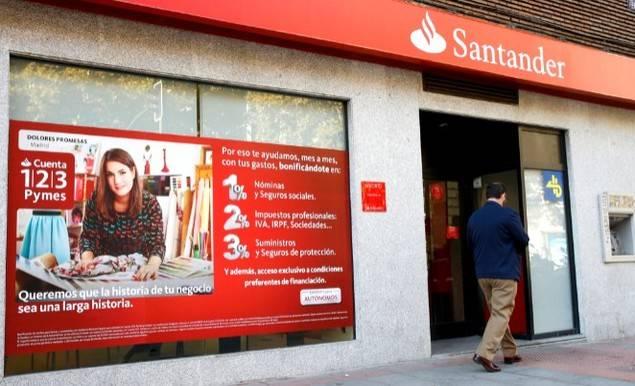 El Supremo anula un swap del Santander