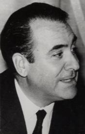 El filósofo y diplomático Gonzalo Fernández de la Mora (1924-2002)