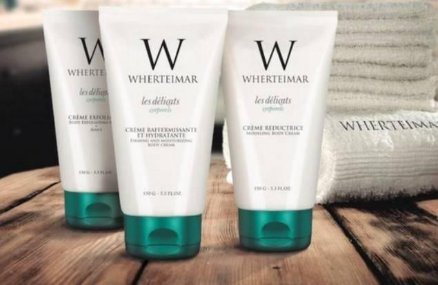La firma cosmética Wherteimar cambia su imagen