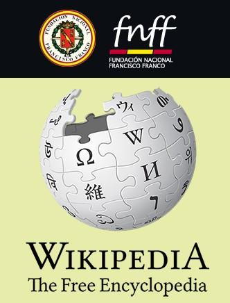 Wikipedia, acusada por la Fundación Franco de vulnerar el artículo 14 de la Constitución