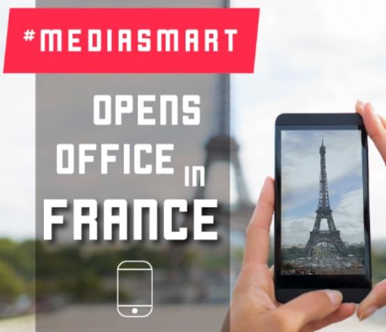 mediasmart abre oficina en Francia