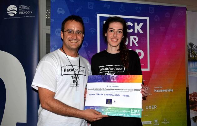 Hackforgood bate récord de participación