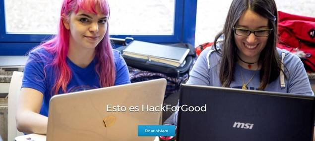 Hackforgood estrena nueva sede virtual