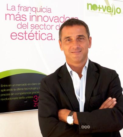 José Luis Ruiz, Director de Expansión de No+Vello.