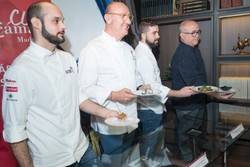Pedro Larumbe, Paco Quirós, Mario Sandoval y Ricardo Sanz se citan en el 'Club Cámara Madrid'
