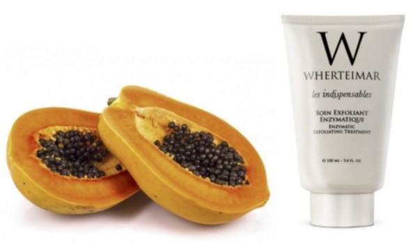 Cuatro beneficios cosméticos de la papaya