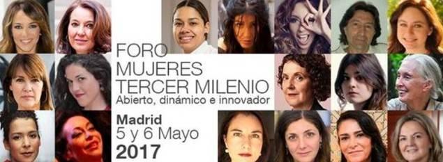 Madrid acogerá el Primer Foro Mujeres Tercer Milenio