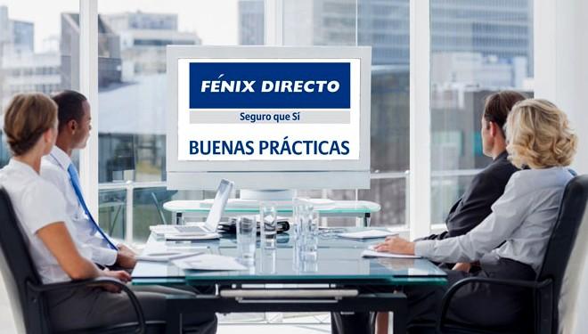 F nix directo y las buenas pr cticas en el seguro el for Fenix directo oficinas