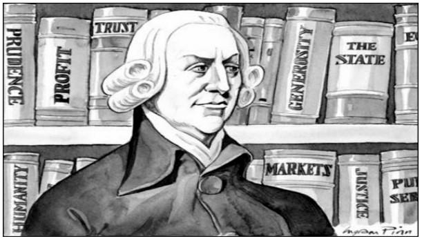 Adam Smith, el filósofo que revolucionó la economía