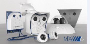 Las cámaras duales Mx6 abren las puertas a nuevas posibilidades