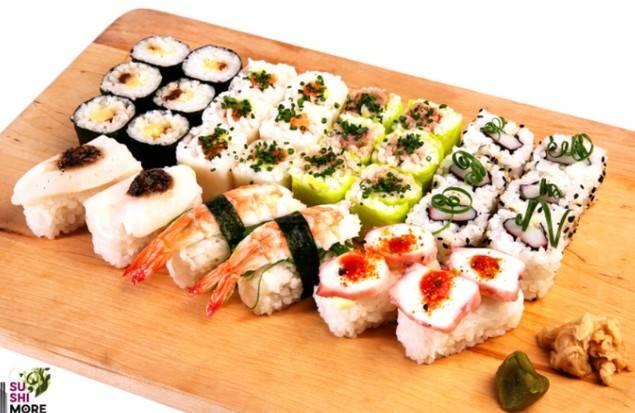 La franquicia de sushi a domicilio, un negocio de éxito asegurado