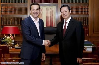 China y Grecia profundizan lazos con la iniciativa de la Franja y la Ruta