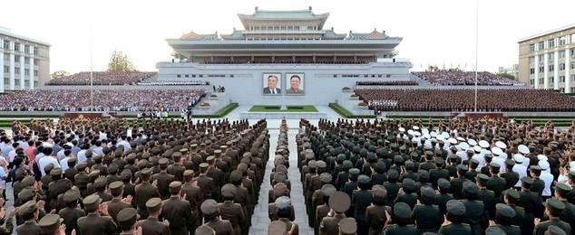 La península coreana sigue en plena tensión con el aumento de su militarización