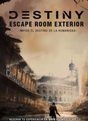 """Llega a Barcelona el primer """"escape room"""" exterior"""