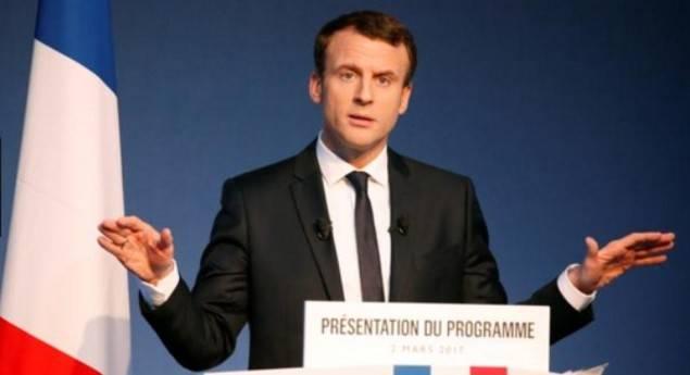 Macron se hace con el Elíseo, pero el euro se frena