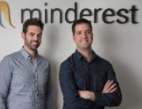 Juan Sánchez (CTO) y Antonio Tomás (CEO) de Minderest