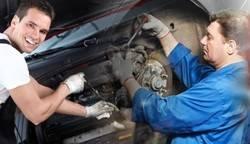Reparar el coche por 9 euros