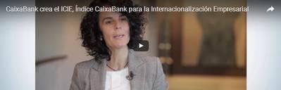 CaixaBank crea un índice para ayudar a la internacionalización de las empresas