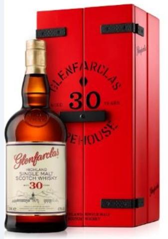 30 años de maduración para un whisky eterno